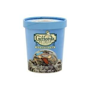 Giffords Moose Tracks Ice Cream: Grocery & Gourmet Food