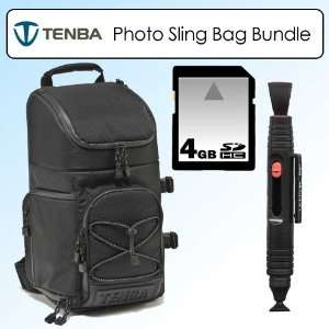 Tenba 632 643 Shootout Convertible Photo Sling Bag Small