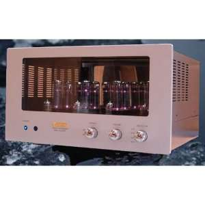 JD1000CRC   Integrated Stereo Tube Amplifier in Silver Electronics