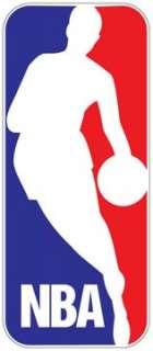 NBA Basketball Logo decal sticker 14 tall NEW