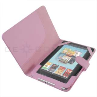 Leather Case Cover Sleeve For Nook Color Tablet  eBook