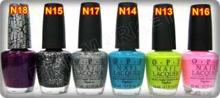 OPI NAIL POLISH NICKI MINAJ COLLECTION LATEST COLLECTION  HOT