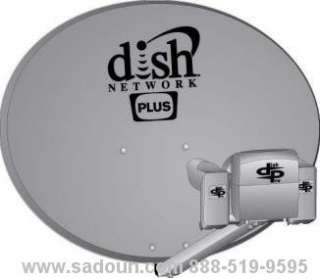 Dish Network DISH 1000 Plus Antenna