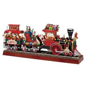 Mr. Christmas Santas Express Christmas Train  Home