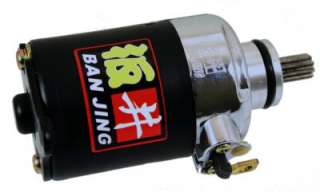 Engines and Engine parts GY6 High Torque GY6 Starter Motor