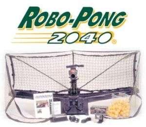 Newgy Robo Pong 2040 Table Tennis Robot