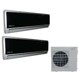 21,000 BTU Dual Zone Inverter Mini Split PMD213HDX