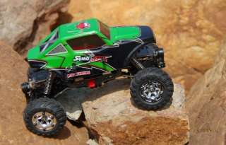 MONSTER TRUCK RC RTR ROCK CRAWLER READY TO RUN CAR