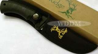 New Elk Ridge Rubber Guthook Hunting Skinning Knife