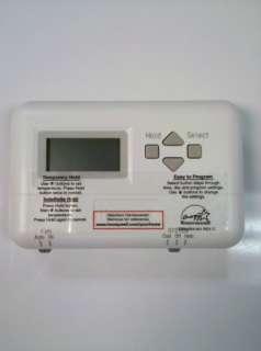 Honeywell T8001C 1019 Heat/Cool Programmable Thermostat
