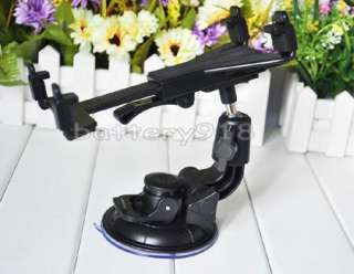 NEW UNIVERAL Black CAR HOLDER MOUNT STAND KIT WINDSHIELD FOR Sony S1