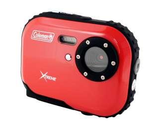 Xtreme C3WP R 5MP Waterproof Red Digital Camera 084438908411