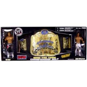 Entertainment WWE As Seen On ECW WWE Tag Team Championship Belt